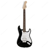 FENDER SQUIER Bullet Stratocaster HSS Hard Tail Black, электрогитара
