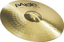 PAISTE 101 BRASS CRASH 16 ""